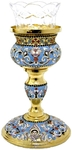 Vigil lamps: Oil lamp for Holy table - 2