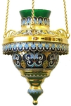 Jewelry oil lamp Kazan'