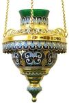 Jewelry oil lamp Kazan'