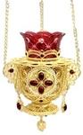 Vigil lamps: Oil lamp no.2