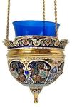 Vigil lamps: Oil lamp no.23