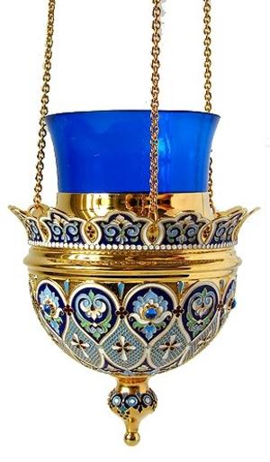 Vigil lamps: Oil lamp no.23-2
