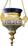 Vigil lamps: Oil lamp no.3-1
