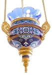 Vigil lamps: Oil lamp no.3-3