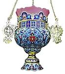 Vigil lamps: Oil lamp no.6-2