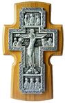 Wall crucifixion - 5b