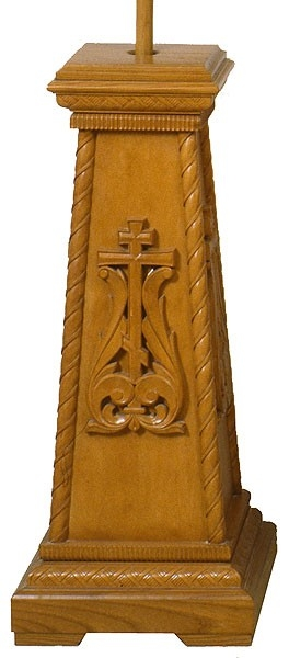 Processional Altar cross support
