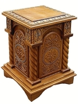 Church furniture: Litiya table