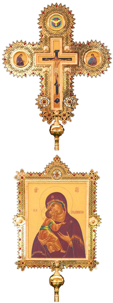Altar icon set no.12а