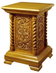 Church furniture: Solovki litia table