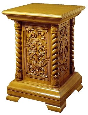 Church furniture: Solovki litia table