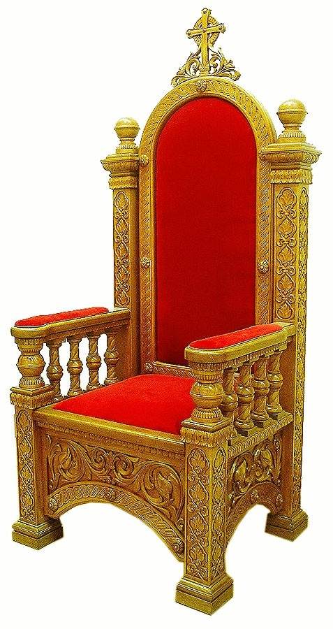 Church Furniture: Bishopu0027s Throne   3