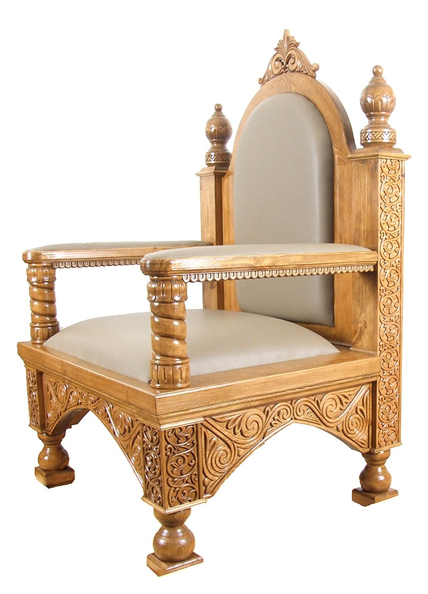 Superb Church Furniture: Bishopu0027s Throne   6
