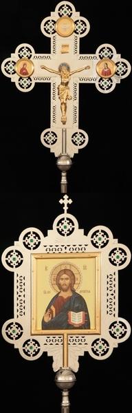 Altar icon set - 8