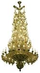 Seven-level church chandelier - 2 (91 lights)