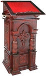 Church lecterns: Lectern no.12-1