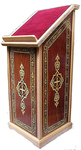 Church lecterns: Lectern no.5-1b