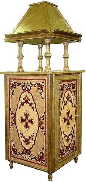 Church lecterns: Lectern no.5-1a