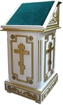 Church lecterns: Lectern no.7