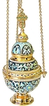 Orthodox censers: Jewelry Orthodox censer no.3