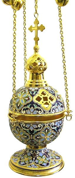 Censer no.2 (enamel)
