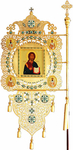 Church banners (gonfalon) no.4