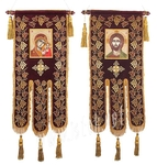 Church banners (Church banners (gonfalon)) Cathedral