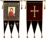 Church banners (gonfalon) no.2