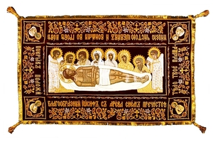 Epitaphios: Shroud of Christ - 6