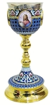 Communion cups: Chalice - 1 (0.3 L)