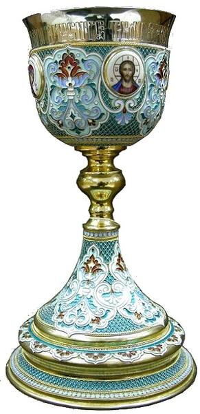 Communion cups: Chalice - 22 (1.5 L)