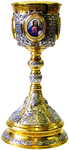 Communion cups: Chalice - 27 (2 L)
