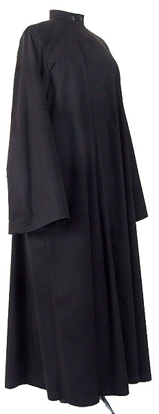 Nun's cassock (ryassa) custom-made