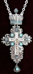 Pectoral chest cross - 6