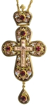 Pectoral chest cross - 11
