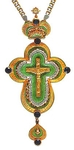 Pectoral chest cross - 12