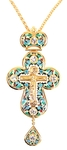 Pectoral chest cross - 14