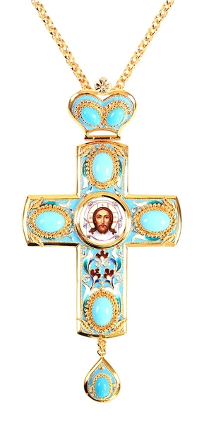 Pectoral chest cross - 16
