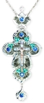 Pectoral chest cross no.7a