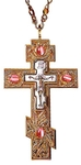 Pectoral chest cross - 19