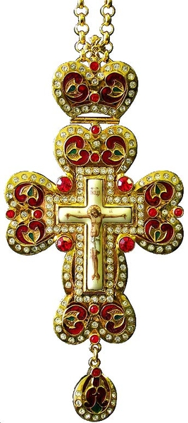 Pectoral chest cross no.22