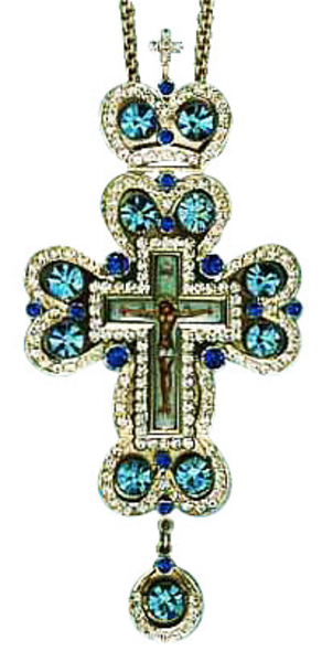 Pectoral chest cross - 44a
