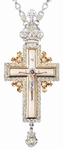 Pectoral chest cross no.18
