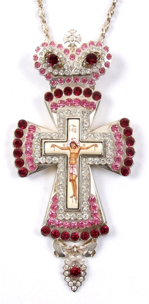 Pectoral chest cross no.29