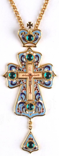 Pectoral chest cross - 13