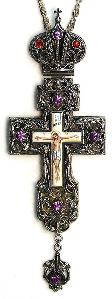Pectoral chest cross no.1
