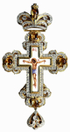 Pectoral chest cross no.94