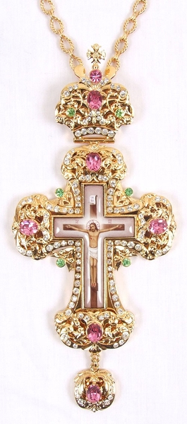 Pectoral chest cross no.102