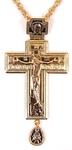 Pectoral chest cross - 156