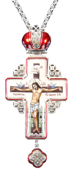 Pectoral chest cross - 161